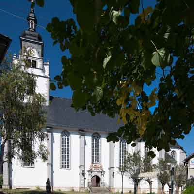 City church St. Andreas